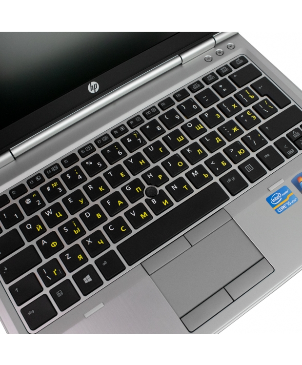 Ноутбук 12.5 HP Elitbook 2570p I5 3320m 3.3GHz 8GB RAM 240GB SSD фото_4