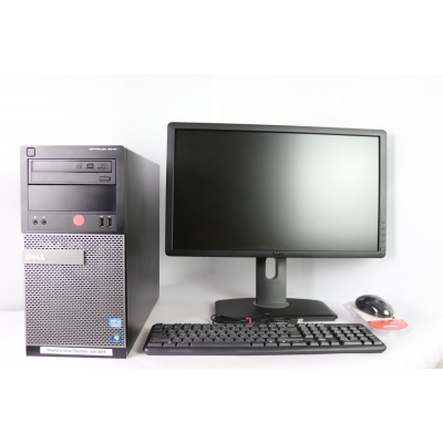 """DELL 3010 Tower Core i3 3220 8GB RAM 240GB SSD 250GB HDD + 22"""" Монитор TFT"""