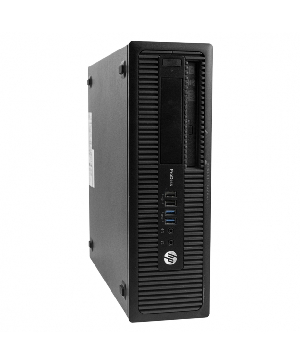 HP Системный Блок ProDesk 600 G1 SFF 4х ядерный Core i5 4440 4GB RAM 250GB HDD