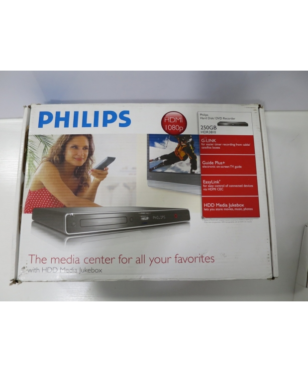 Philips HDR3810 DVD-Recorder  250gb фото_4