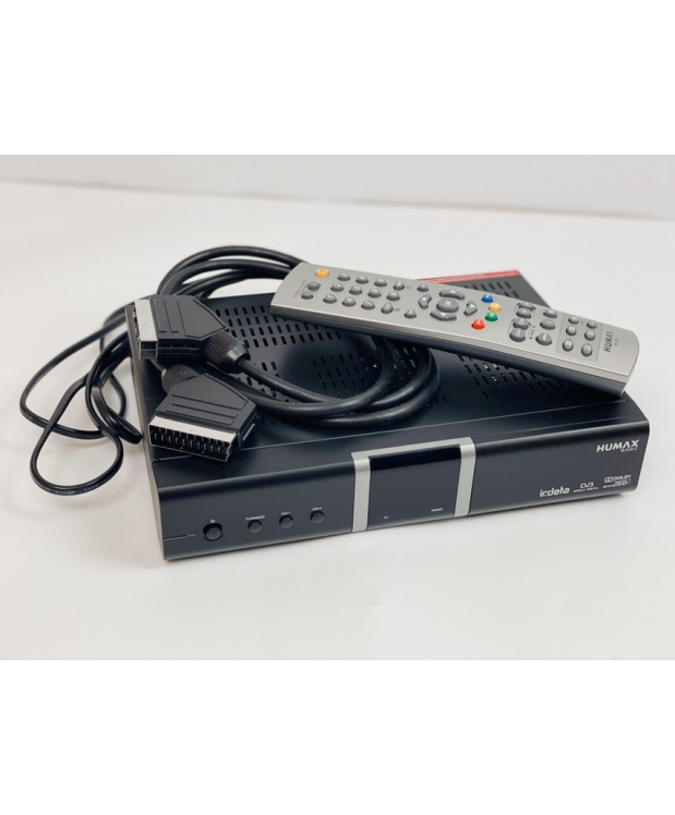 TV - RADIO ADAPTER  Humax IR Fox C Set Top Box