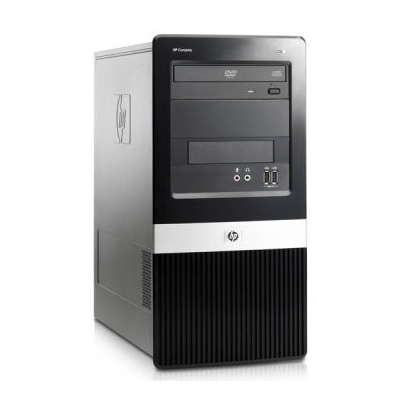 Системный блок HP COMPAQ DX2400 CORE 2 DUO E7400  4GB RAM 160GB HD