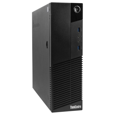 Системный блок ThinkCentre M83 SFF 4х ядерный  Core i5 4430S 4GB RAM 500GB HDD