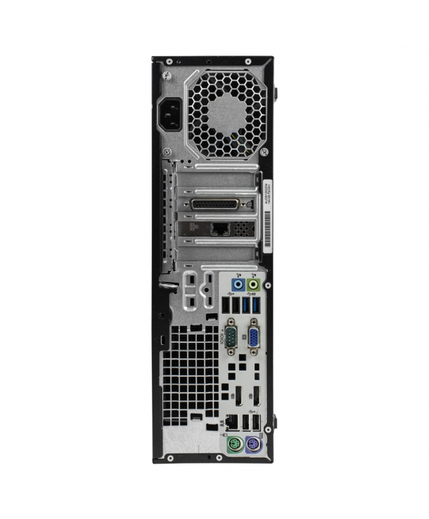 HP 800 G1 SFF 4x ЯДЕРНЫЙ CORE I5 4570 8GB DDR3 500GB HDD +  Новая GTX 1050TI фото_3