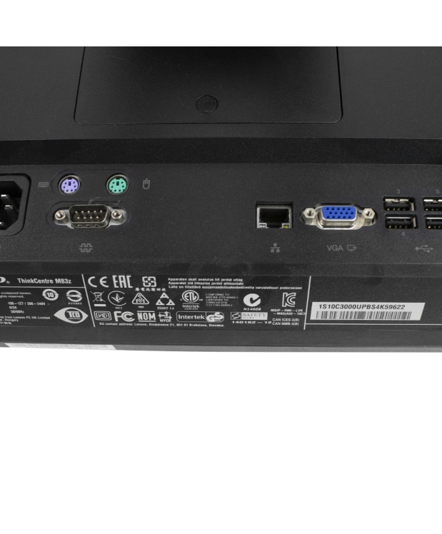21.5 Моноблок Lenovo ThinkCentre M83Z Intel® Core™ i3-4130 4GB RAM 500GB HDD фото_5