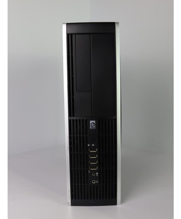 HP 8000 SFF E7500 4RAM DDR3 80 HDD + 19 Монитор TFT фото_3