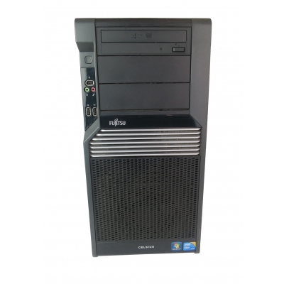 Сервер Fujitsu Workstation M470-2 4x ядерный Intel Xeon W3530 2.8GHz 4Gb RAM 150GB HDD