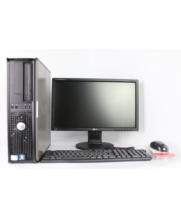 Dell Optiplex SFF 380 (780 ) 3.0GHZ 4GB RAM 160GB HDD + 18.5 LG W1946S