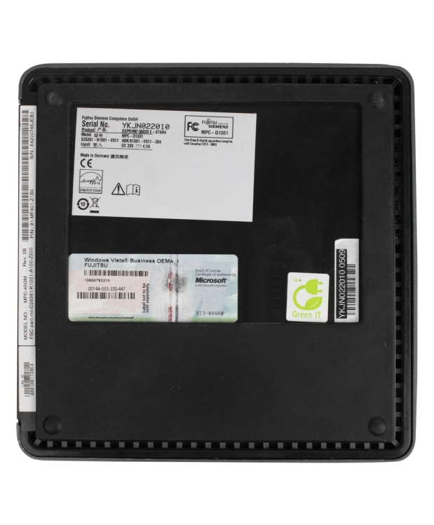 Комплект Fujitsu-Siemens ESPRIMO Q5030 mini Intel® Core™2 Duo T5670 2GB RAM 80GB HDD + Монитор 19 фото_7