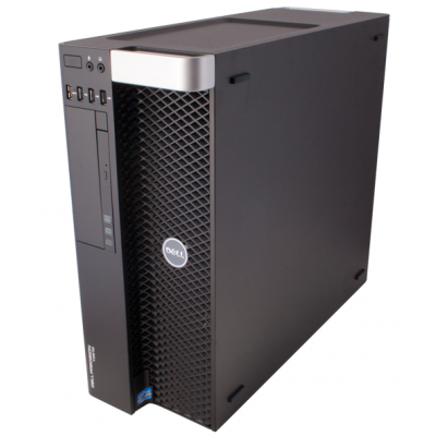 Системный блок  DELL PRECISION T3610 WORKSTATION 4CORE XEON E5-1607 V2 16GB RAM 160GB HDD