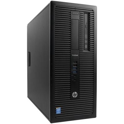 HP Tower 600 G1 Intel Core i5 4590T 8GB RAM 500GB HDD