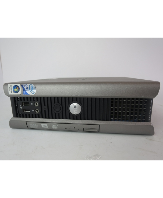DELL 760 USFF CORE 2DUO E8400 4GB RAM 160GB HDD + 19 SYNCMASTER 940N фото_1