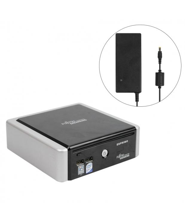 Комплект Fujitsu-Siemens ESPRIMO Q5020 mini Intel® Core™2 Duo T5670 2GB RAM 120GB SSD + Монитор 19 фото_2