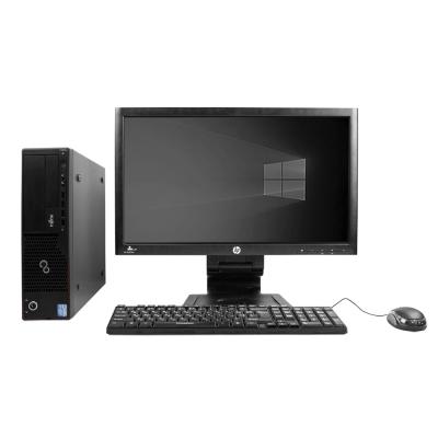 Системный блок Fujitsu e700 SFF Intel Core I5-2400 8GB RAM 120GB SSD+ Монитор HP ZR2330