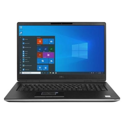 "БУ Ноутбук Ноутбук Dell Precision 7750 17.3"" Intel Core i7-10750H 32GB RAM 512GB SSD nVidia Quadro RTX 3000 6GB DDR6"