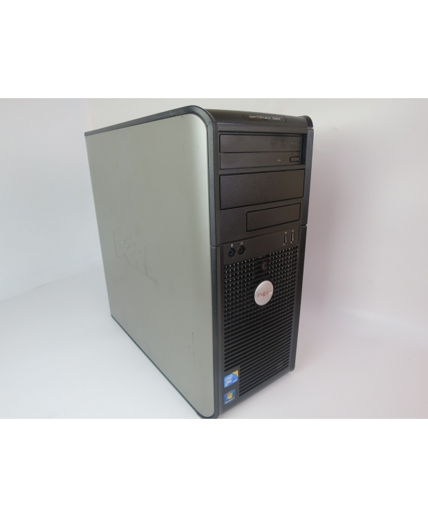 DELL 780 Core 2 Duo E8400 3.0GHZ 4GB RAM 160GB HDD + 23 Samsung 2343NW 2K  фото_4