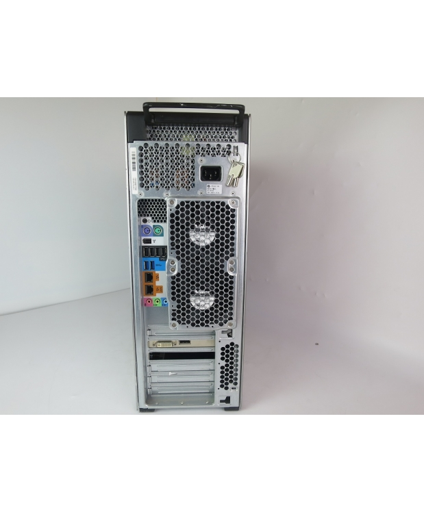 HP Z620 WorkStation 4x Ядерный Intel Xeon E5-2609  32GB RAM 500GB HDD 240GB SSD + Radeon RX 580 8GB фото_2