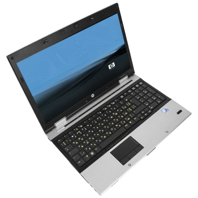"БУ Ноутбук Ноутбук 15.6"" HP EliteBook 8540w Intel® Core™ i5-540M 8GB RAM 240GB SSD"
