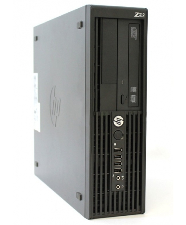 Системный блок HP COMPAQ WORKSTATION Z210 SFF CORE I3 2120 3.3GHz 4GB DDR3 500GB HDD