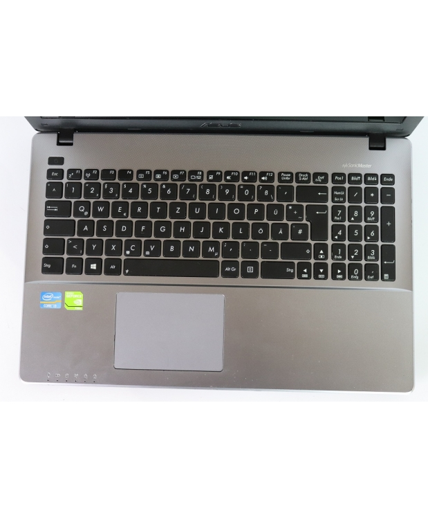 15.6 ASUS R510C Core i3 3217U 4GB RAM 500GB HDD + GeForce GT 720M 2GB фото_2