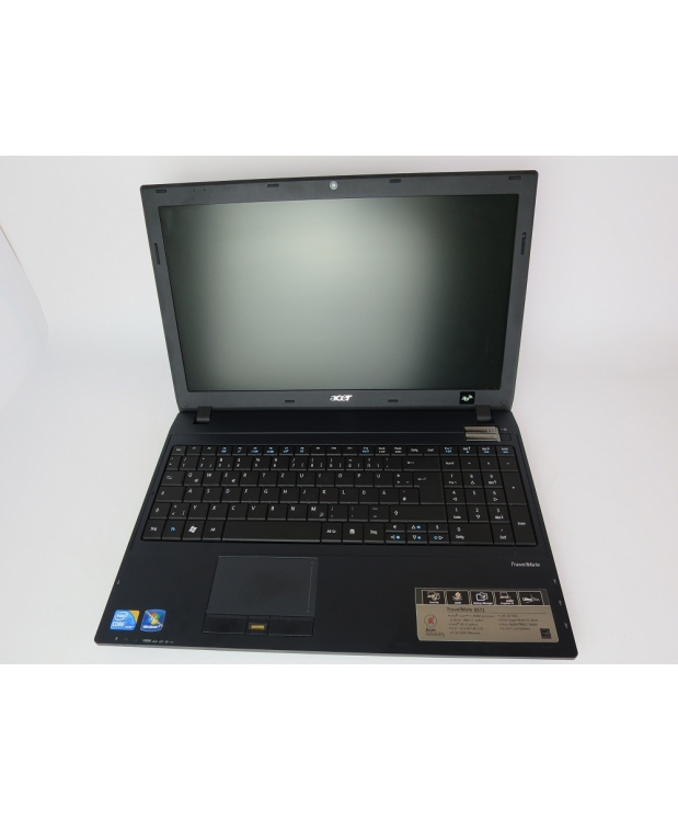 15.6 ACER TRAVELMATE 8572 INTEL CORE I5 4GB RAM 320GB HDDНоутбук 15.6 ACER TRAVELMATE 8572 INTEL CORE I5 4GB RAM 320GB HDD фото_4