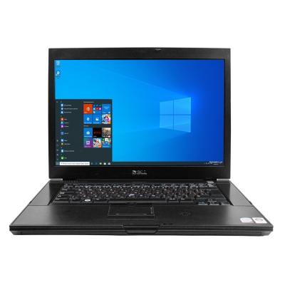 """БУ Ноутбук Ноутбук DELL LATITUDE E6500 15.4"""" Intel Core 2DUO P8400 4GB RAM 160HDD"""