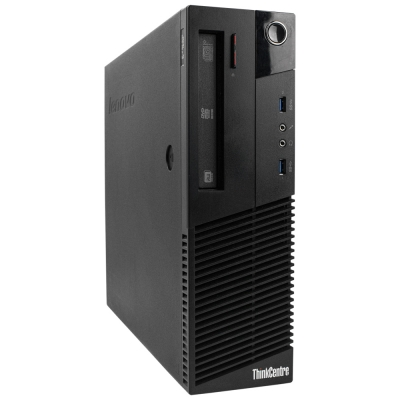 LENOVO THINKCENTRE M73 SFF CORE I3 4130 8GB DDR3 120GB SSD