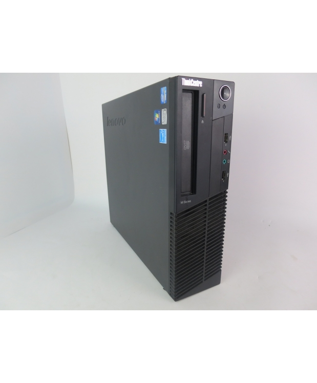 Lenovo ThinkCentre M82 SFF CORE i3-3220 3.3GHz 4GB RAM 250GB HDD фото_1