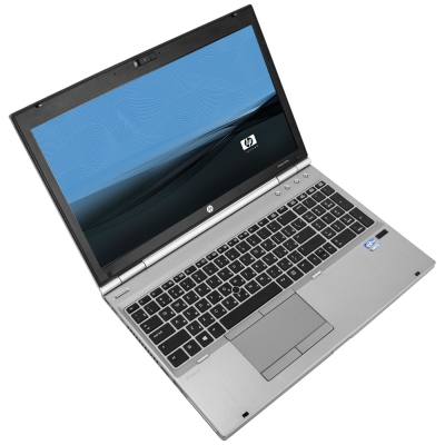 "БУ Ноутбук Ноутбук 15.6"" HP EliteBook 8570p Intel® Core™ i5-3210M 8GB RAM 120GB SDD 500GB HDD"