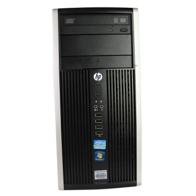 HP COMPAQ ELITE 8300 MT 4х ядерный Core I5 3470 8GB RAM 240GB SSD 500GB HDD