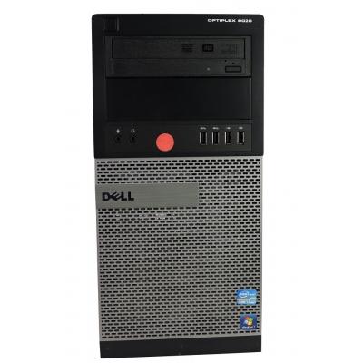DELL 9020 Tower 4x ядерный Core I5 4440 8GB RAM 500HDD + GeForce GTX 660 2GB