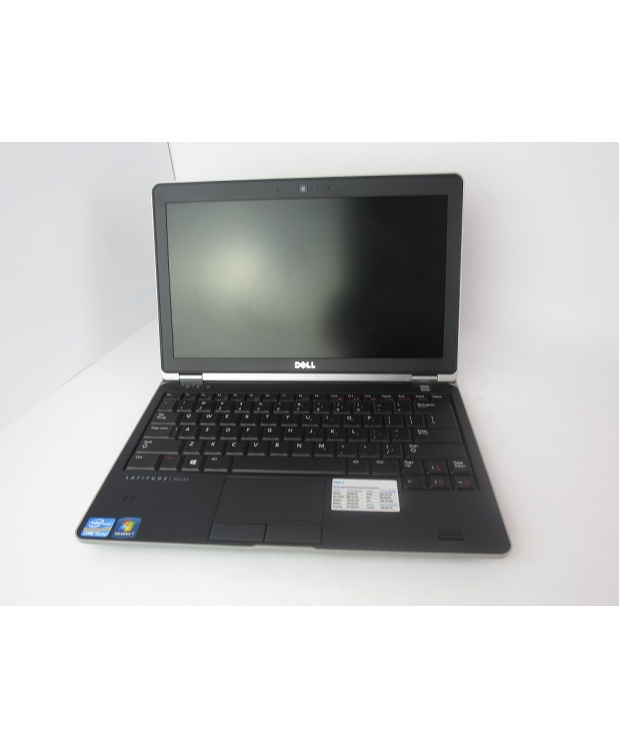 12.5 Dell Latitude E6230 COREi5-3320M 3.3GHz 4GB RAM 320GB HDDНоутбук 12.5 Dell Latitude E6230 COREi5-3320M 3.3GHz 4GB RAM 320GB HDD фото_1
