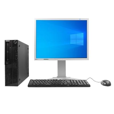 Системный блок Lenovo ThinkCentre M78 AMD A4-5300B 4GB RAM 240GB SSD + Монитор Eizo FlexScan S2100