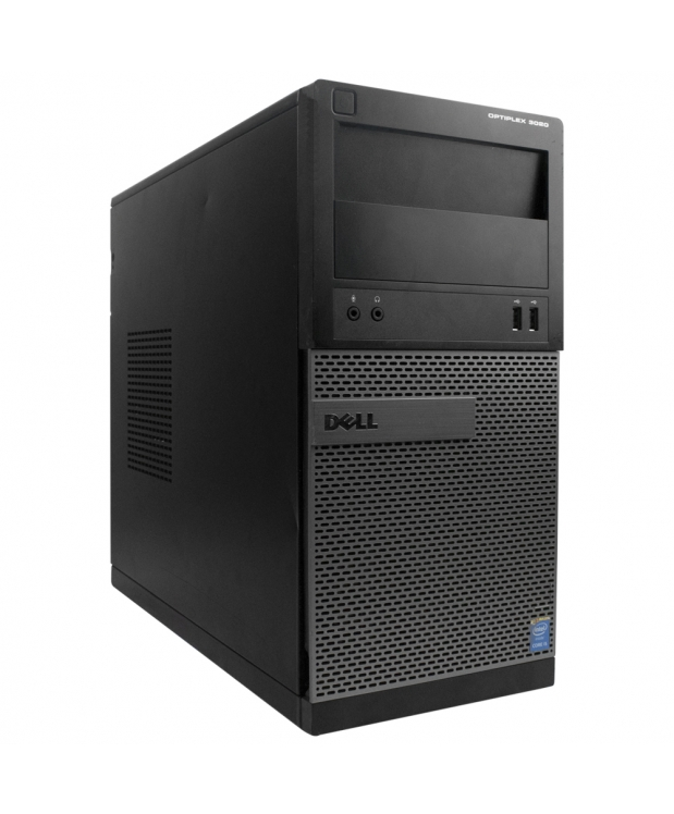 DELL OPTIPLEX 3020  Tower  4x ЯДЕРНЫЙ CORE I5 4570 8GB DDR3 500GB HDD 128GB SSD + Новая GTX 1050TI фото_1