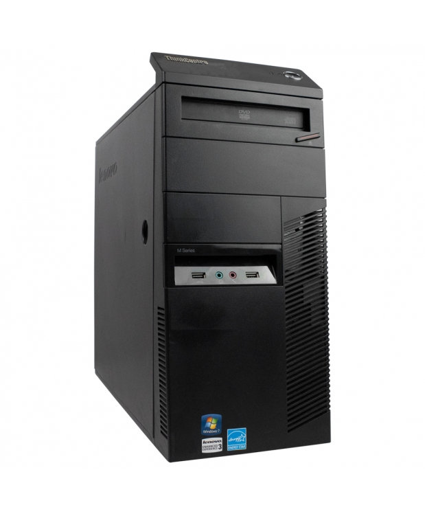 Lenovo M82 Tower Intel Core i5 3350P 4Gb RAM 320Gb HDD + 24 Монитор фото_1