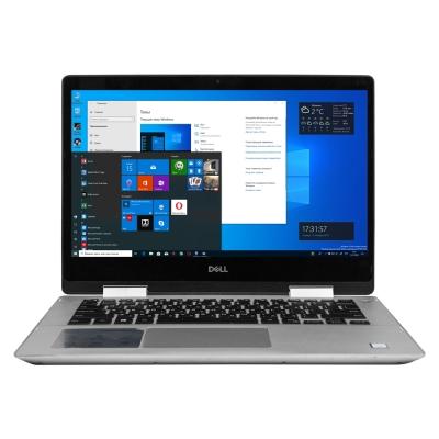 БУ Ноутбук Ноутбук Dell Inspiron 5482 2-in-1 14 Touch Intel Core i5 8265U 8GB RAM 256GB nVme SSD