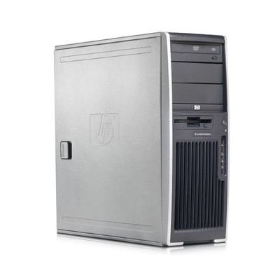 Сервер  HP xw4600 Workstation 4x ядерный Core 2 Quad Q6600 2.4GHz 4GB RAM 160GB HDD