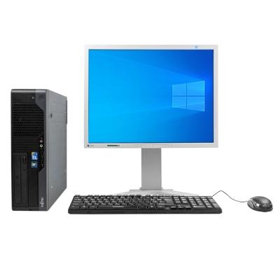 Системный блок Fujitsu Esprimo E5730 Intel Core 2 Duo 4GB RAM 160GB HDD + Монитор EIZO FLEXSCAN S2100