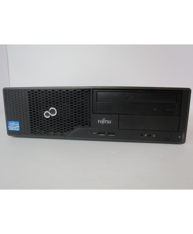 Системный блок FUJITSU E500 4x ЯДЕРНЫЙ CORE I5-2500 8GB RAM 320 GB HDD + новая GeForce GT 1030 фото_2