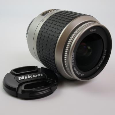 Nikon AF-S Nikkor 18-55mm 1:3.5-5.6 G