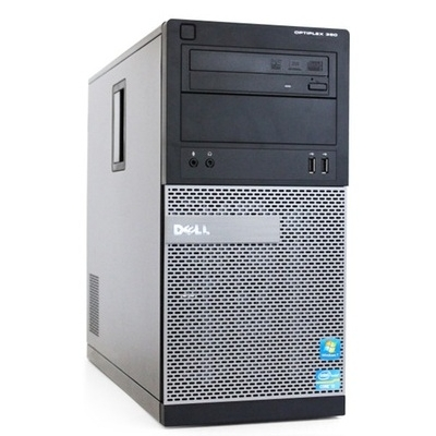 Системный блок DELL OPTIPLEX 390MT I3 2100 3.1GHz 4GB DDR3