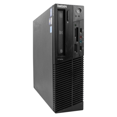 Системный блок Lenovo M81 SFF Intel Core i5 2400 4GB RAM 320GB HDD