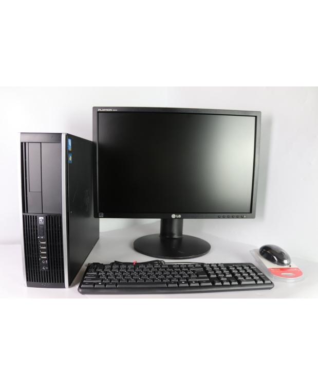 HP 8000 SFF E8400 3.0GHZ 8RAM DDR3 80 HDD + 22 Монитор TFT