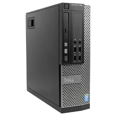 Системный блок DELL OPTIPLEX 7020 SFF Core i3 4130 3.4GHz 4GB DDR3 120GB SSD