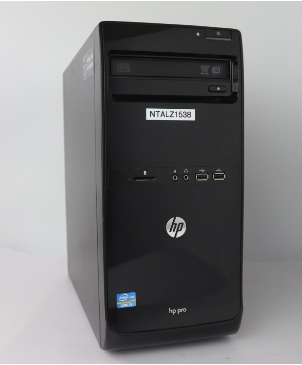 HP Pro 3500 MT Core I3 3240 4GB RAM 250GB HDD фото_2