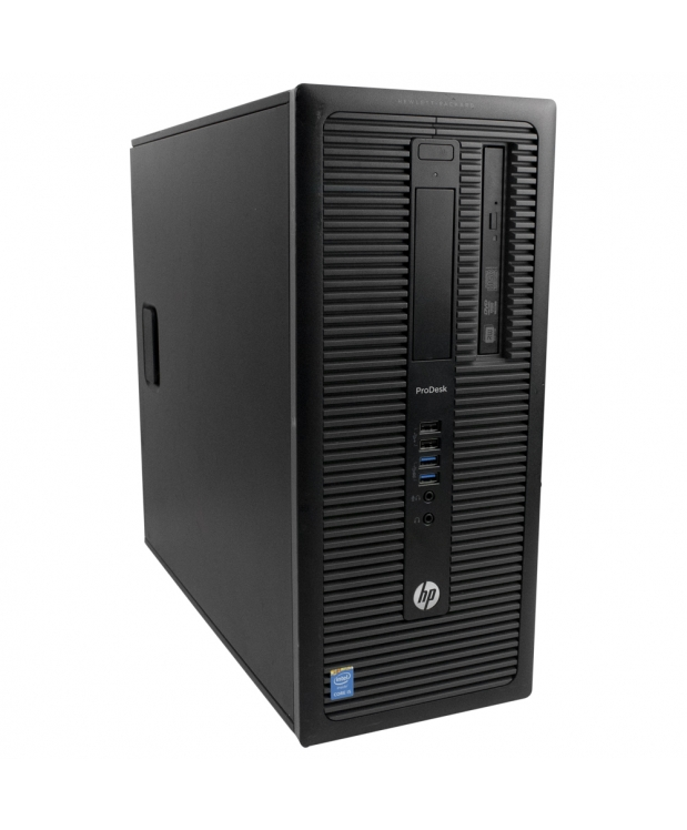 HP Tower 600 G1 Core i3-4160 3.6GHz 8GB RAM 500GB HDD + Новая GTX 1050TI 4GB фото_2