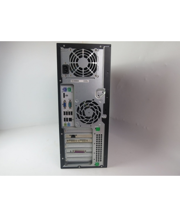 HP 8000 Tower E8400 3GHz 8GB RAM 80GB HDD + 19 Широкоформатный TFT фото_3