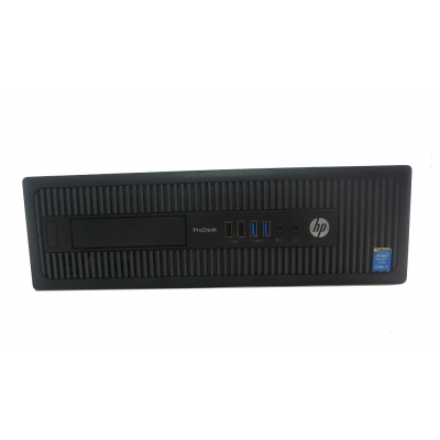 HP Системный Блок ProDesk 600 G1 SFF 4х ядерный Core i5 4440 8GB RAM 250GB HDD