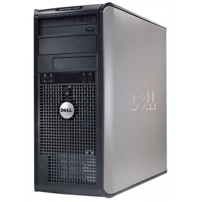 Системный блок DELL OPTIPLEX 745 TOWER CORE 2 DUO 1.86GHZ / 2GB RAM