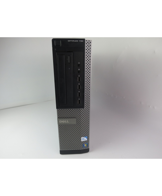 Системный блок БУ DELL OPTIPLEX 390 SFF CORE I5 2400 4 x 3.4GHZ 8GB DDR3 120GB SSD фото_1